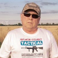 John Brian Brandley, Co Owner of Space Coast Tactical LLC, Melbourne, FL